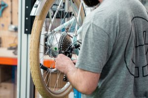 E bike Inspection