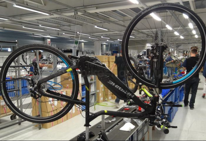 E Bike Manufacturing Process Audit