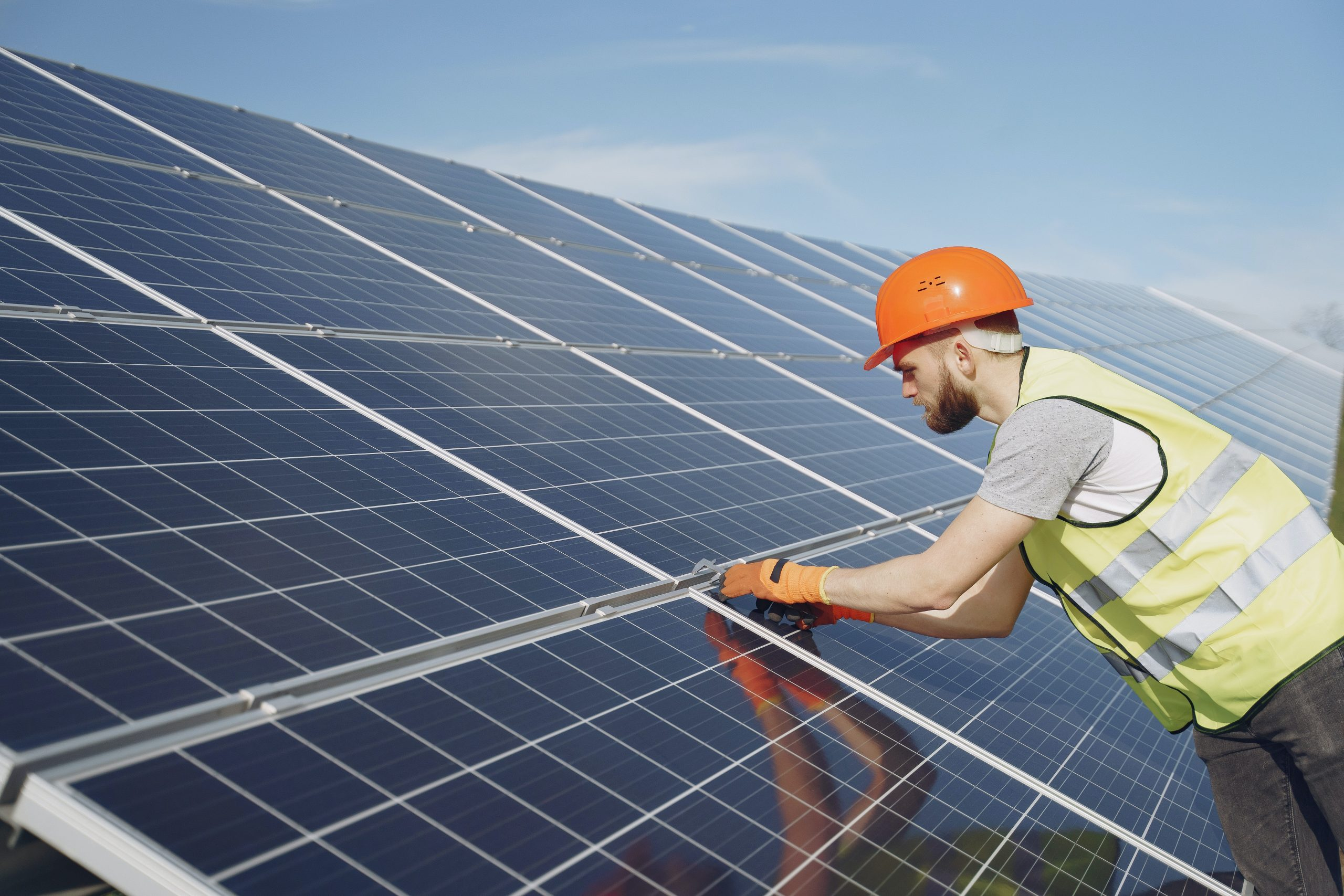 Solar Panel Quality Control Inspections