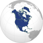 north-america-blue